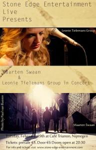 Leonie Tielemans Group Trianon Nijmegen