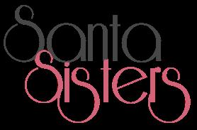 logo santa sisters groot